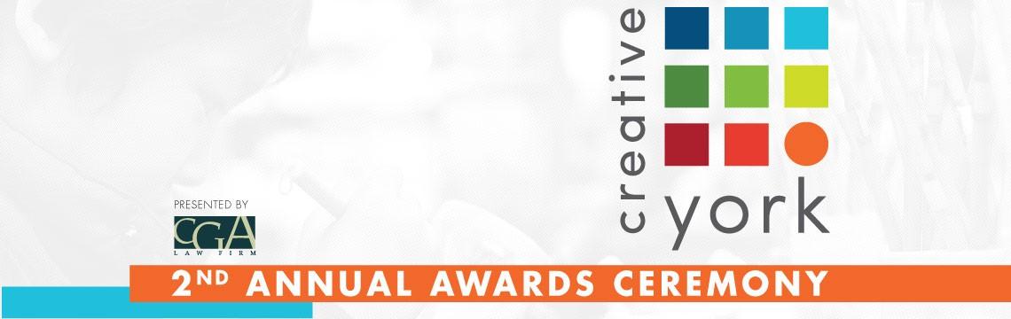 Creative York Awards Ceremony