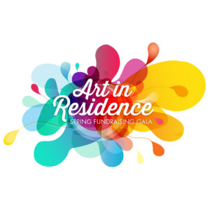 Art in Residence logo
