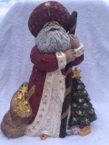 Santa Ceramic